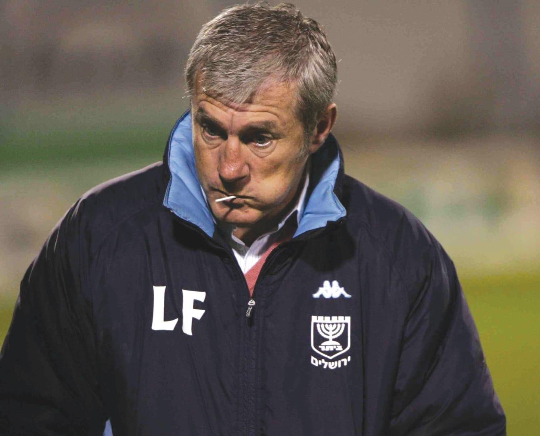 המאמן לואיס פרננדז