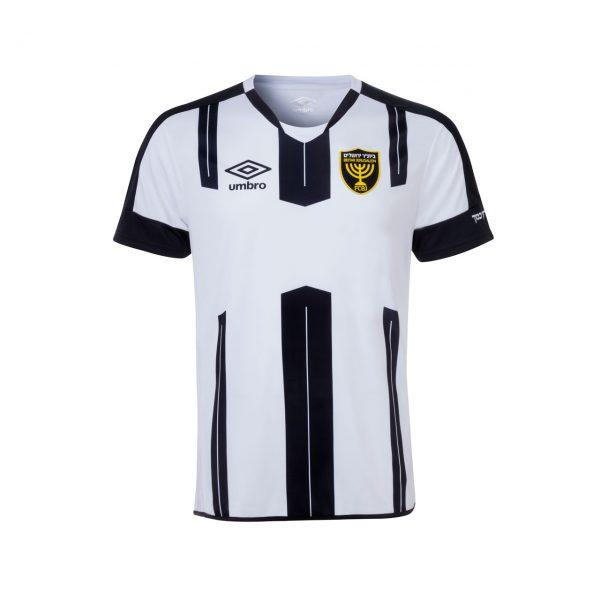 חולצת משחק לבן/ שחור 2019/20