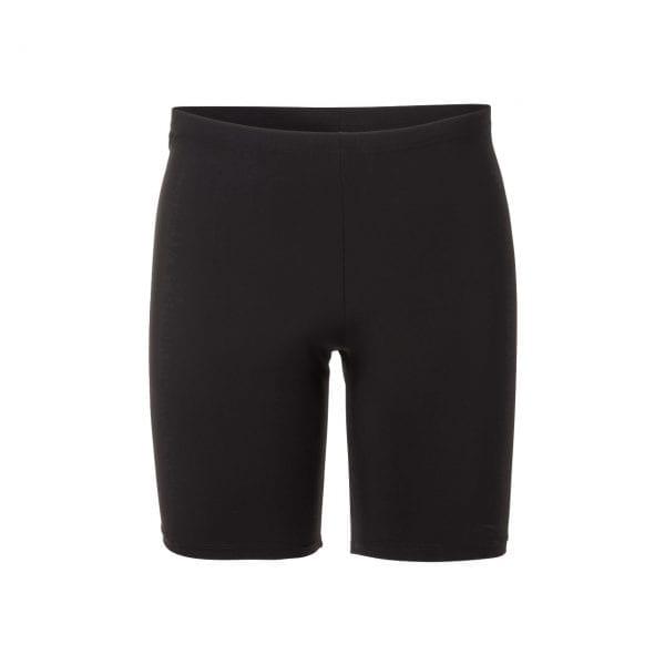 מכנס טייץ קצר צבע שחור
