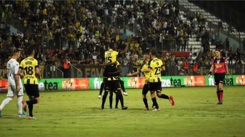 """ניצחון בכורה: בית""""ר ירושלים ניצחה 0:2 את ק""""ש"""