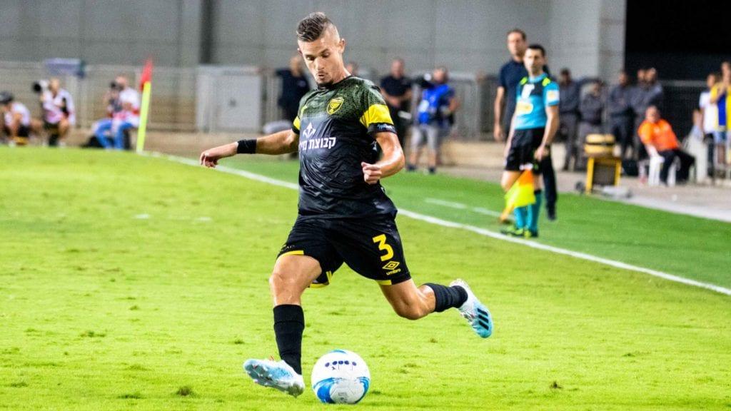 מגן הקבוצה, מקס גרצ׳קין