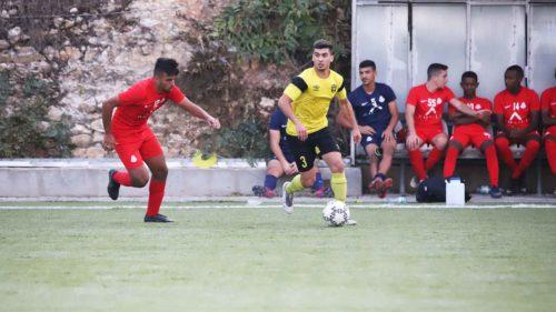 קבוצת הנוער סיימה בתיקו מול מ.ס אשדוד במשחק אימון