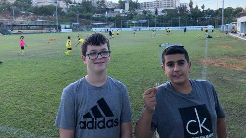 """בית""""ר ירושלים בשיתוף פעולה עם יזמים צעירים"""