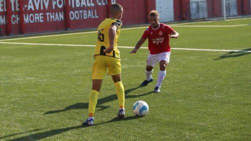 לא נחים: האימונים של שחקני מחלקת הנוער