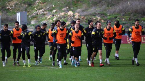 הקבוצה ערכה אימון בקצב גבוה, וארן בספק לנס ציונה
