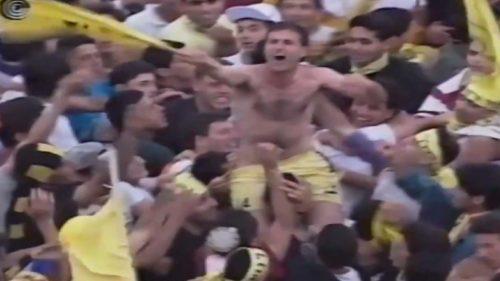 הגבס, התספורת, הנפילה והתקומה: אליפות 92/93, חלק ב