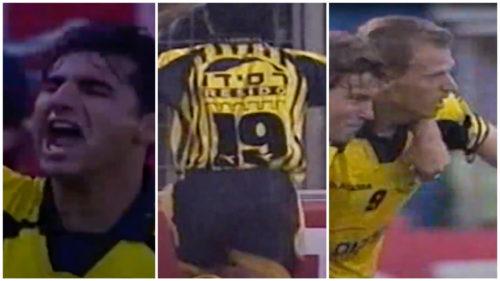 """""""חווייה חוץ גופית"""": הדרמה הכי גדולה באליפות 97/98, חלק אחרון"""