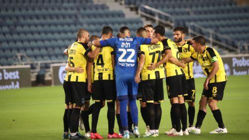 """סיום העונה: בית""""ר נפרדה בתיקו 2:2 ממכבי חיפה"""