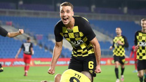 """הילד נשאר בבית: אביאל זרגרי חתם לחמש שנים בבית""""ר """"גשם"""" ירושלים"""